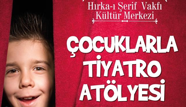 Tiyatro Külliyen işbirliği ile çalışmalarına başlayacak olan atölyemiz, Ayşe Şahinboy Doğan , Ayla Kabil Binnetoğlu önderliğinde gerçekleşecektir.